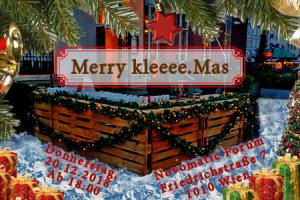 MerrykleeeeMas Flyer
