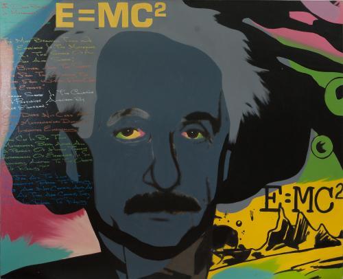 Einstein E=mc²